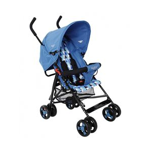 BABY WAY<BR>COCHE PARAGUA BW-102A17, AZUL, BABY WAY