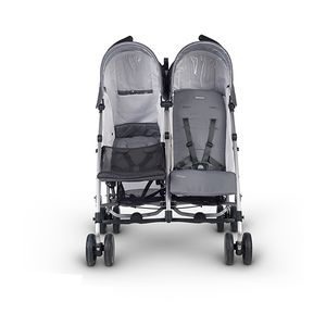 UPPABABY<BR>COCHE G-LINK, GRIS, UPPABABY