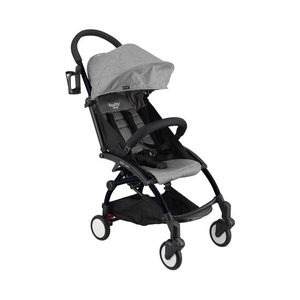 BABY WAY<BR>COCHE PASEO CITY BW-207G19, GRIS, BABY WAY