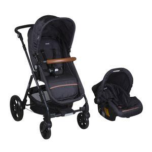 INFANTI<BR>COCHE TRAVEL SYSTEM CLOUD, NEGRO, INFANTI