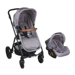 INFANTI<BR>COCHE TRAVEL SYSTEM, GRIS, INFANTI