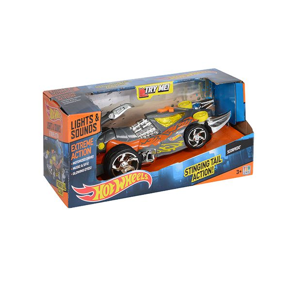 Hot Wheels acción extrema Scorpedo Hot Wheels - pulpotoys.com