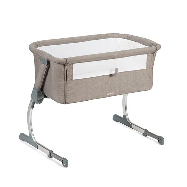 Cuna Playard co-sleeping beige Infanti - babytuto.com