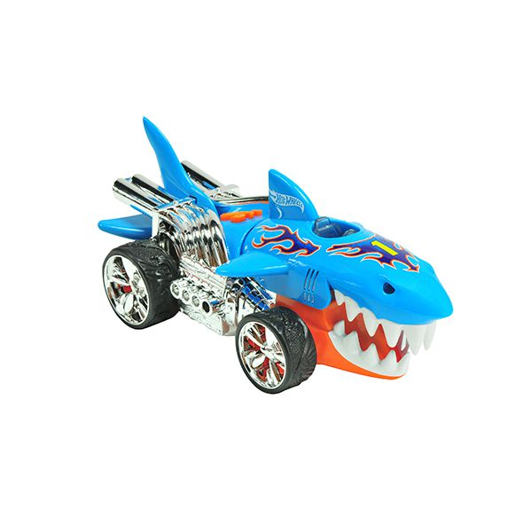 Hot Wheels acción extrema Sharkruiser Hot Wheels - pulpotoys.com