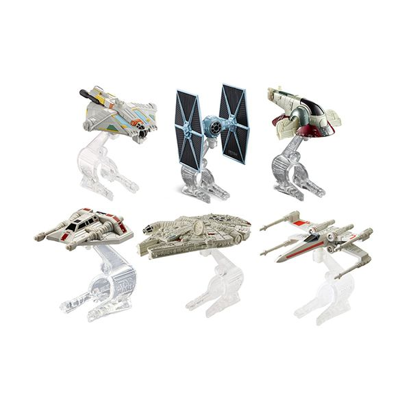 Nave Star Wars de colección Hot Wheels Hot Wheels -