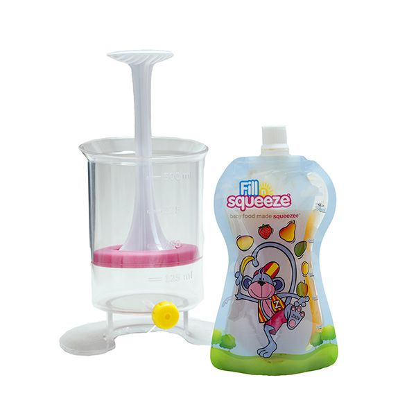 Kit Fill n'Squeeze Fill n'Squeeze - babytuto.com