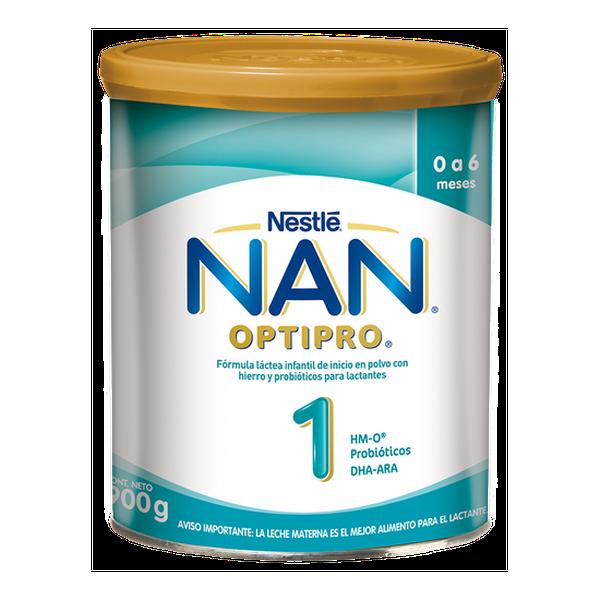 Fórmula Infantil NAN®OPTIPRO® 1 900g Nestlé - babytuto.com