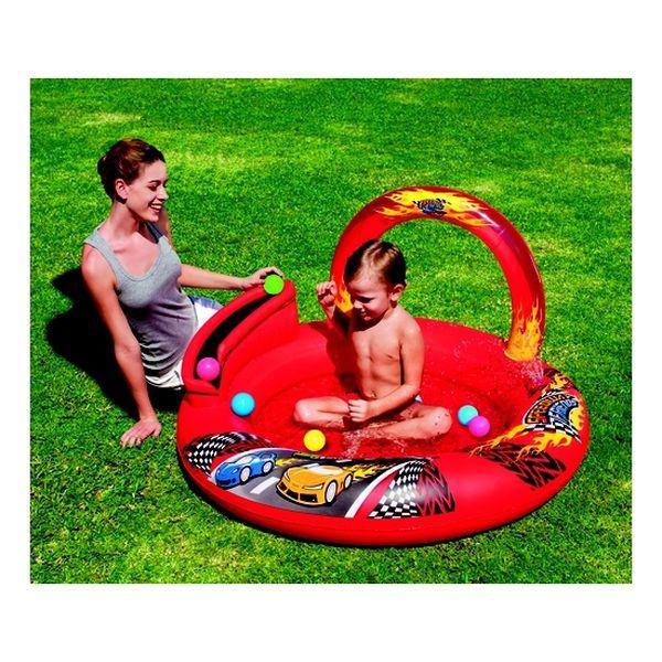 Piscina infantil con pelotas Bestway  Bestway - babytuto.com