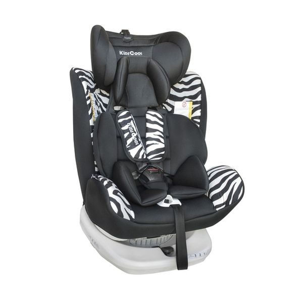 Silla de auto 360 Zebra, Kidscool Kidscool - babytuto.com