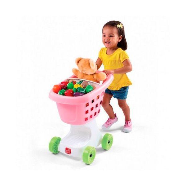 Carrito de supermercado infantil Step2 -
