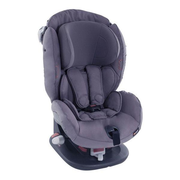 Silla izi comfort x3 tone in tone lava grey be safe Be Safe - babytuto.com