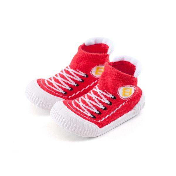 Calcetines patatillas urbana rojo Bambino Bambino - babytuto.com