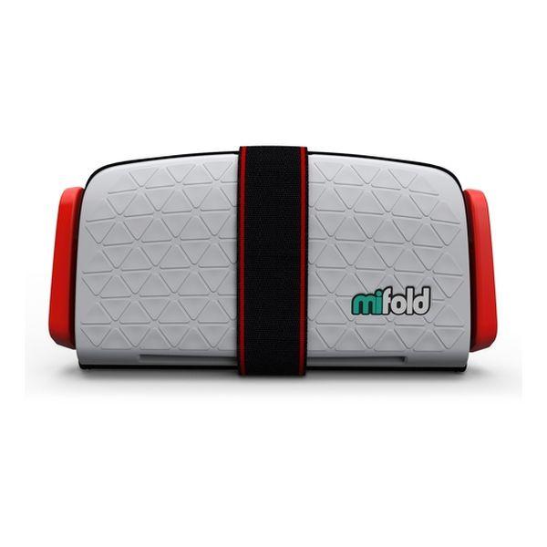 Alzador portátil gris claro Mifold Mifold - babytuto.com