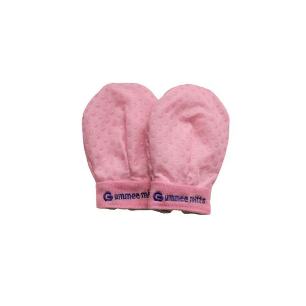 Mitones para dentición rosado Gummee  Gummee - babytuto.com