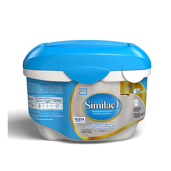 Similac 1 polvo, bij 350 g  Similac - babytuto.com