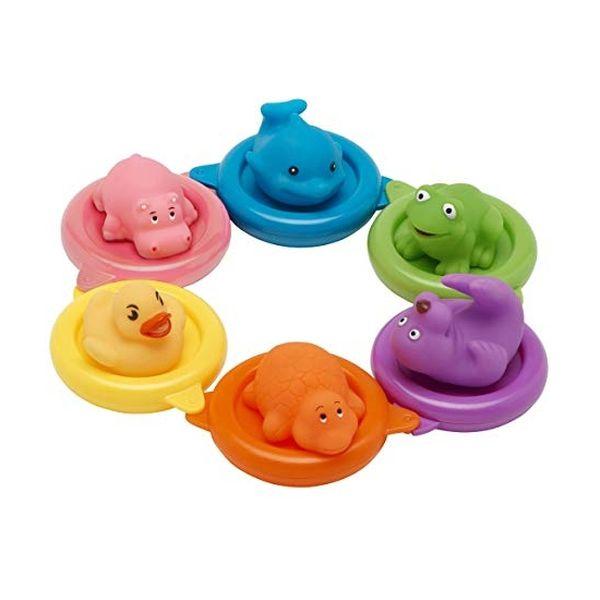 Anillos flotantes para el baño Splash, Vital Baby Vital Baby - babytuto.com