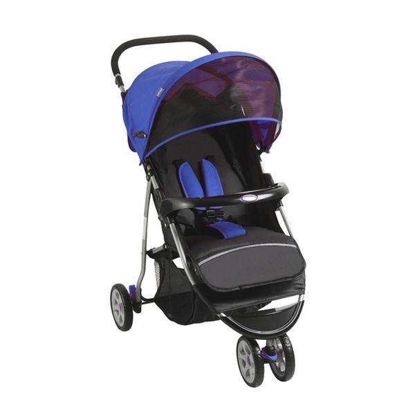 Coche Paseo Infantil 5128, Azul, Bebesit Bebesit - babytuto.com