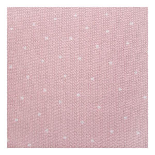 Sábanas moisés, puntitos rosado, 48x75 cm, Bee-Bee Bee-Bee - babytuto.com
