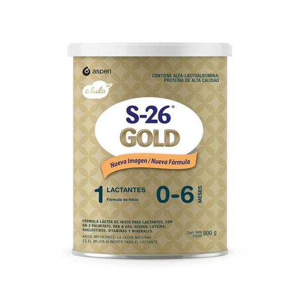 S-26 GOLD ALULA 900g. S-26 ® ALULA GOLD  - babytuto.com