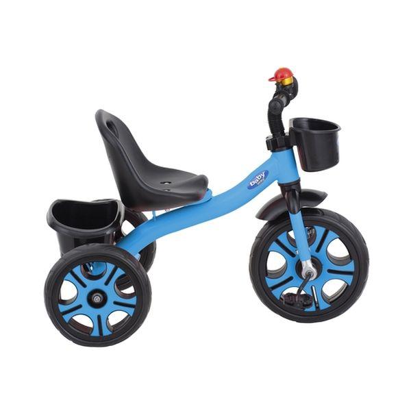Triciclo Musical Con Luces, Azul, Baby Way  Baby Way - babytuto.com