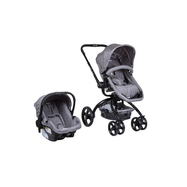 Coche travel system I-giro 360° light grey Infanti Infanti - babytuto.com