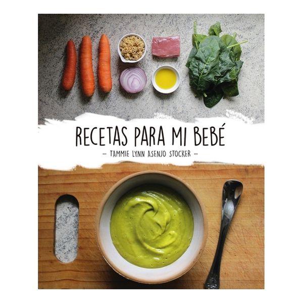 Libro recetas para mi bebé Recetas para mi bebé - babytuto.com