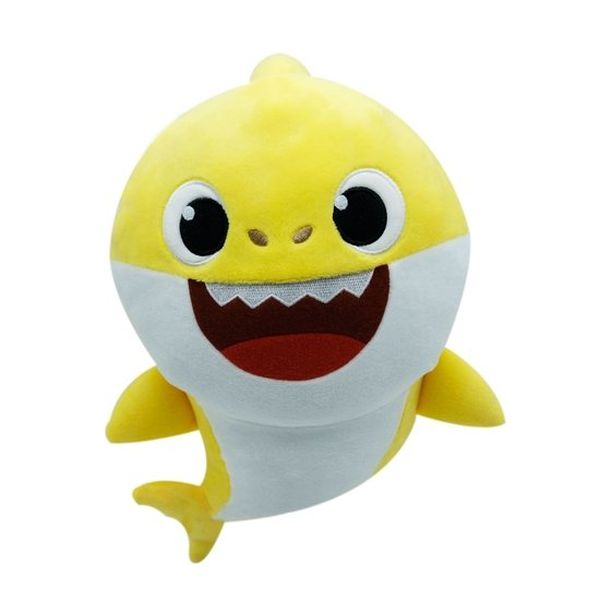 Peluche Baby Shark 11.5 con sonido  Baby Shark - babytuto.com