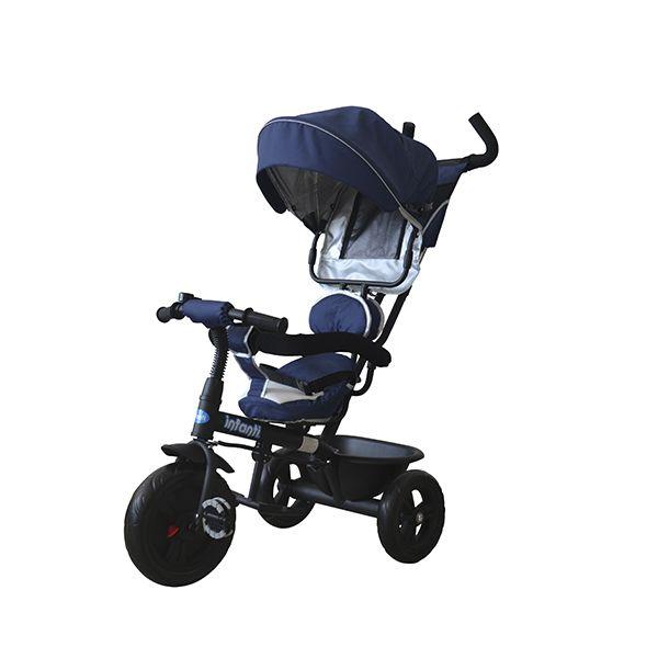 Triciclo T306A azul - Infanti Toys » Babytuto