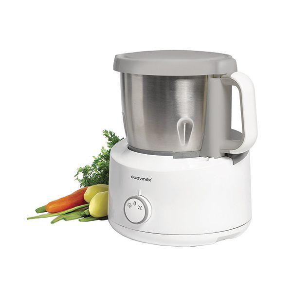 Robot de cocina Suavinex Suavinex - babytuto.com