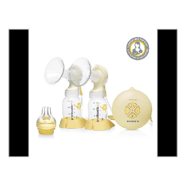 Extractor de leche eléctrico doble maxi, Medela Medela - babytuto.com