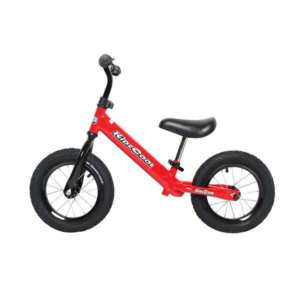 Acero Rojogt; Pedales Kidscool Sin De Bicicleta vOnwmN80