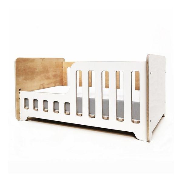 Cama infantil de transición 129 x 82 + colchón,  Juegos Mágicos Juegos Mágicos - babytuto.com
