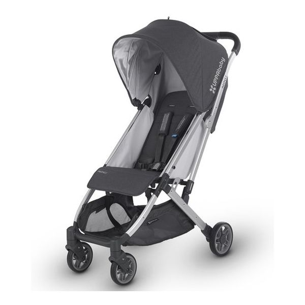 Coche Compacto MINU Jordan, Gris, UPPAbaby UPPAbaby - babytuto.com