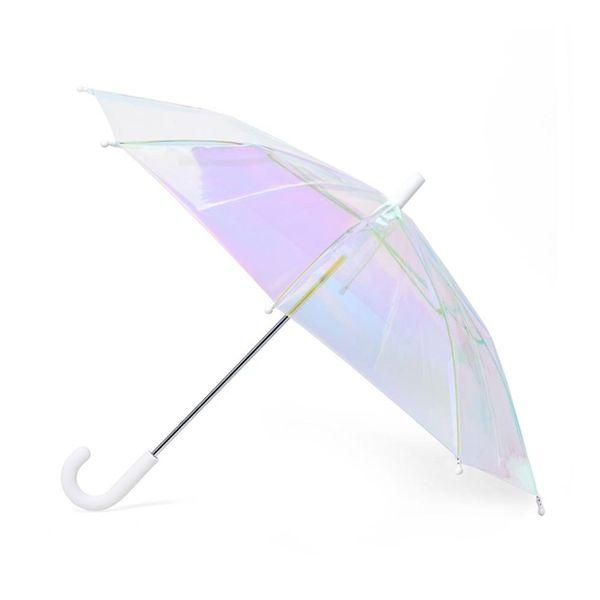 hacer un pedido último descuento tienda de liquidación Paraguas diseño holográfico Hipsterkid > Hipsterkid