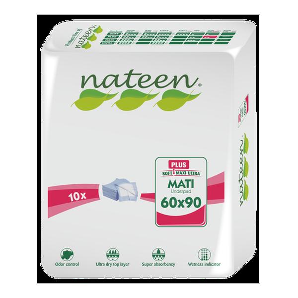 Sabanilla premium Mati 60 x 90 cm Nateen Nateen - babytuto.com