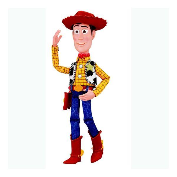 Figura Comisario Woody con Cuerda, Toy Story Toy Story - babytuto.com