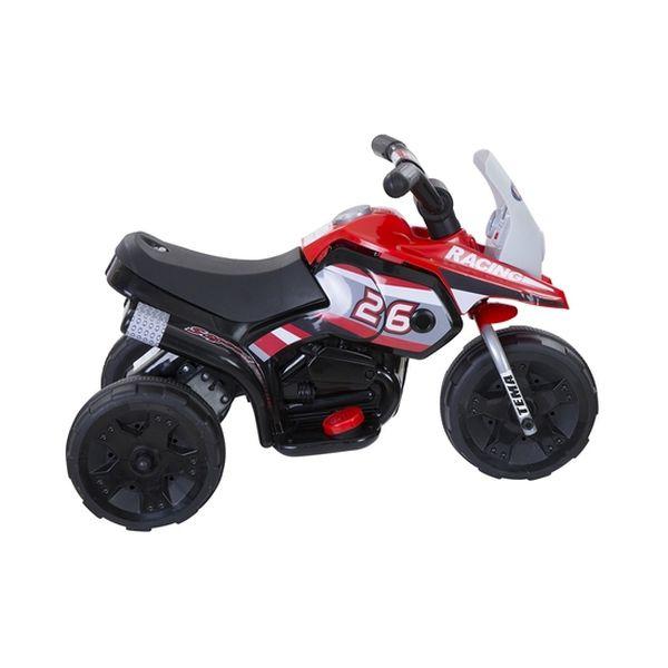 Tri Moto Sport, Rojo, Kidscool Kidscool - babytuto.com