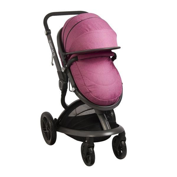 Coche Travel System Quantum rosado Bebesit Bebesit - babytuto.com