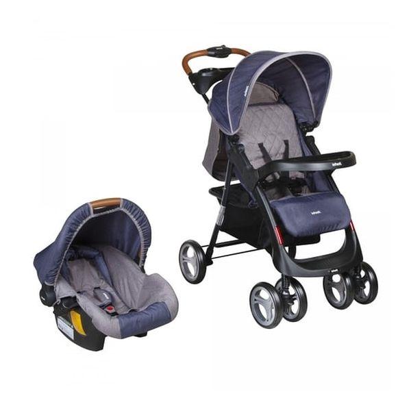 Coche Travel System Pompeya, Azul, Infanti Infanti - babytuto.com
