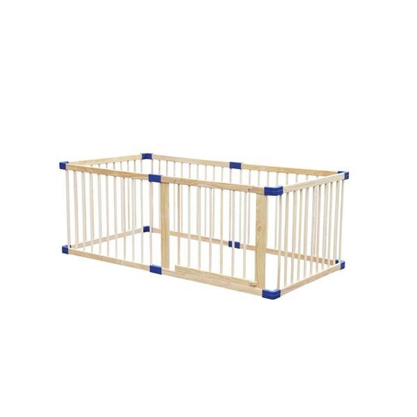Corral bebé madera 6 lados Bebéco Bebeco - babytuto.com