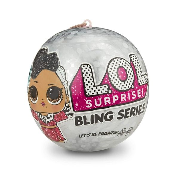 Muñeca L.O.L surprise bling series L.O.L. Surprise - babytuto.com
