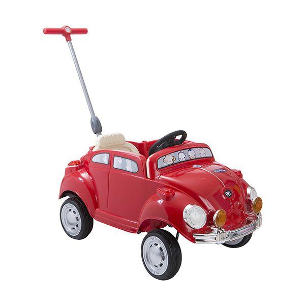 Carrito Pushing Car Rojo Kidscool Kidscool - babytuto.com