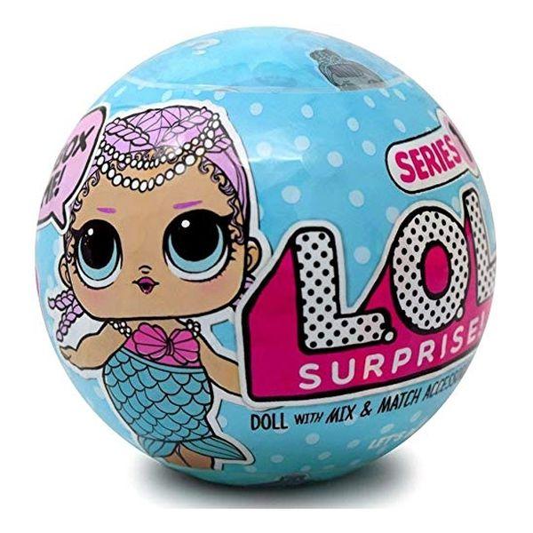 Muñeca L.O.L surprise series 1-1 L.O.L. Surprise - babytuto.com