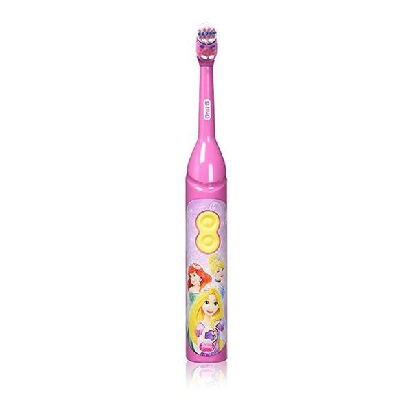 Cepillo de dientes eléctrico diseño Princesas Disney para niñas Oral B Oral  B - babytuto. 9220a8493cde