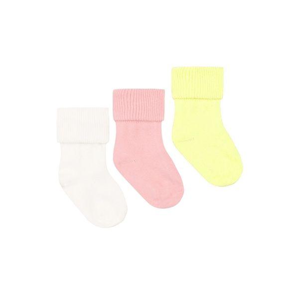 Pack 3 calcetines niña algodón pima Moonwear Moonwear - babytuto.com