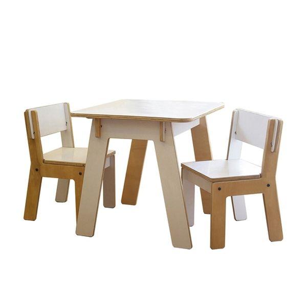 Set 1 mesa + 2 sillas, Juegos Mágicos Juegos Mágicos - babytuto.com