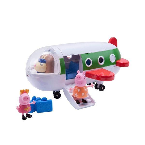 Avión holiday Peppa Pig Peppa Pig - babytuto.com