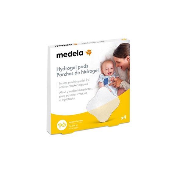 Parche de hidrogel para pezones, Medela Medela - babytuto.com