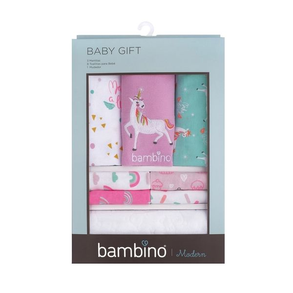 Caja de regalo unicornios, Bambino  Bambino - babytuto.com