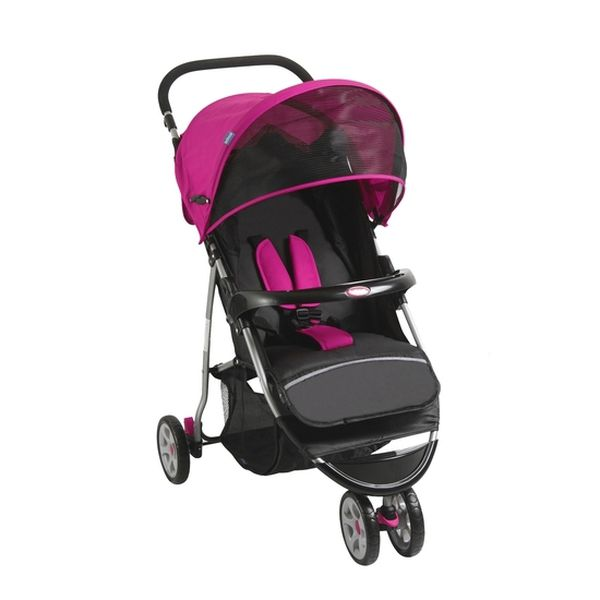 Coche de paseo infantil 5128, violeta, Bebesit Bebesit - babytuto.com
